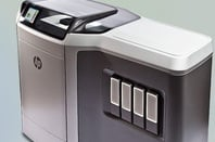 HP's Multi Jet Fusion 3D printer