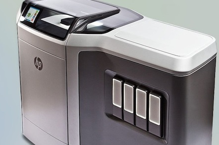 HP Inc-eption: Our new 3D printers print themselves, says