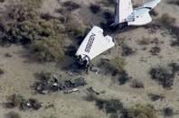 SpaceShipTwo crash