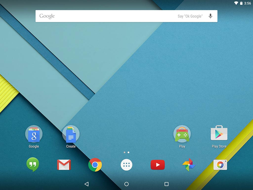 Nexus 9: Google and HTC deliver Android 5.0 'Lollipop' at ...