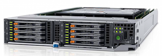 The Dell FM120x4 Microserver