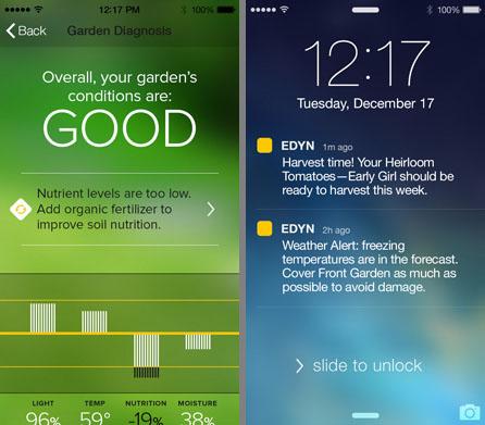 Edyn app