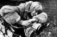 Marianne Faithfull: Girl on a Motorcycle