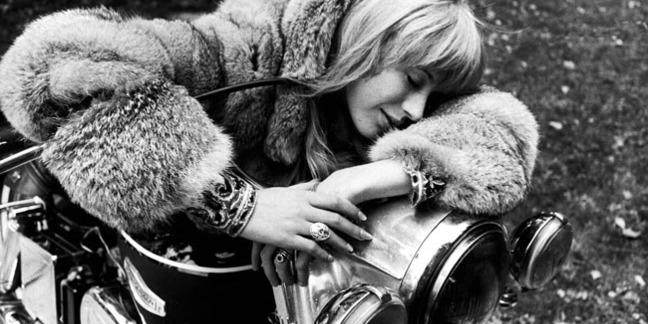 Marianne Faithfull: Girl on a Motorcycle
