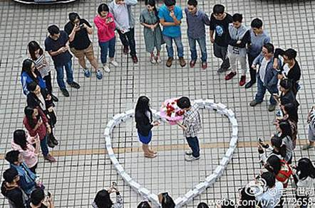 iPhone proposal in China