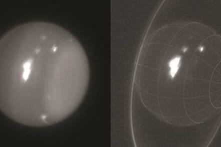 Massive storm on Uranus