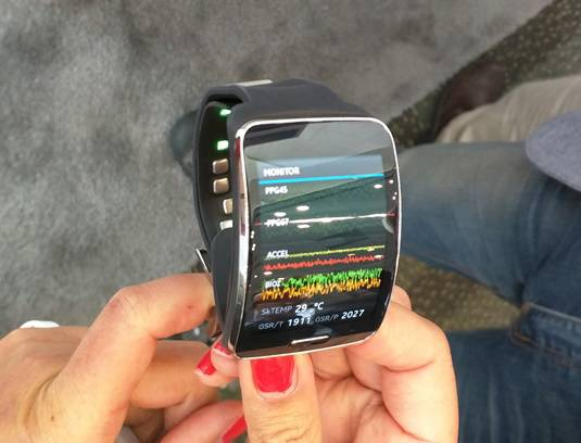 Samsung: Every breath you take, every step you make, we'll ...