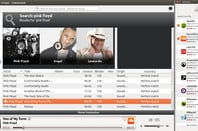 Tomahawk music player