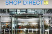 Shop Direct Skyways House entrance