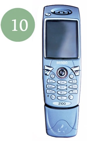 Could YOU identify these 10 cool vintage mobile phones