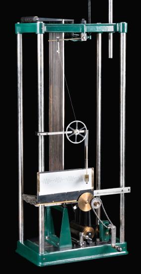 Albert Michelson's Harmonic Analyzer