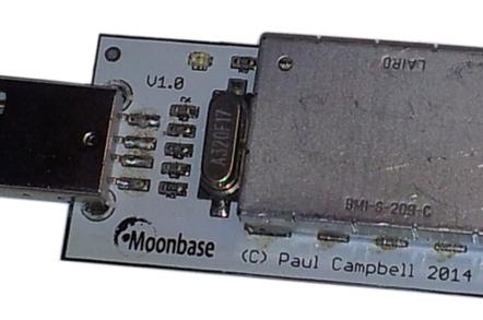 Moonbase Otago's OneRNG entropy generator