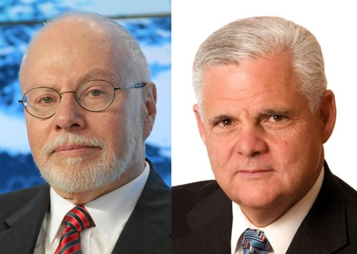 Paul Singer and Joe Tucci