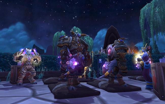 World of Warcraft, Draeni