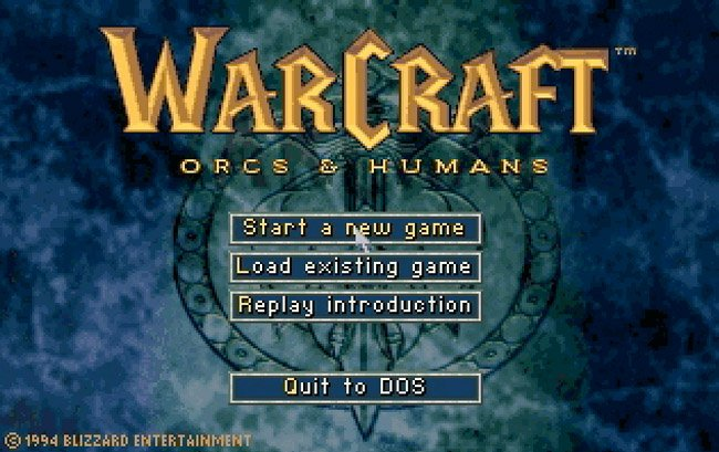 World of Warcraft: Orcs and Humans