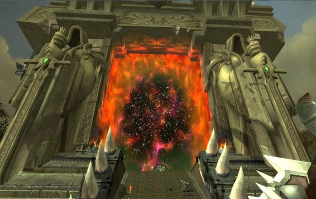 World of Warcraft: Warlords of Draenor, Dark Portal