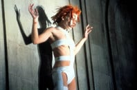 Leeloo (Milla Jovovich) in The Fifth Element