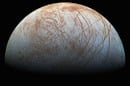 NASA's new Europa photo