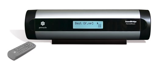 Soundbridge Streaming devices have come a long way in a short time