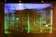 The EDSAC Gallery at the UK National Museum of Computing