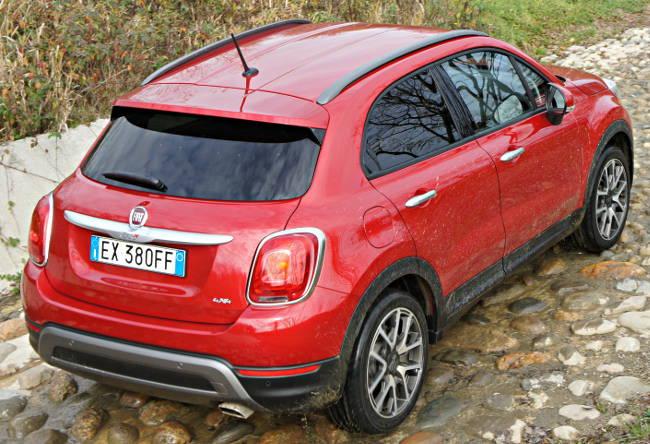 The Fiat 500X
