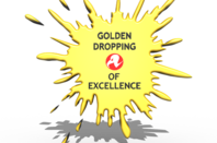 Golden Dropping of Excellence