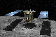 Hayabusa2 gives asteroid asteroid 1999JU3 the horn