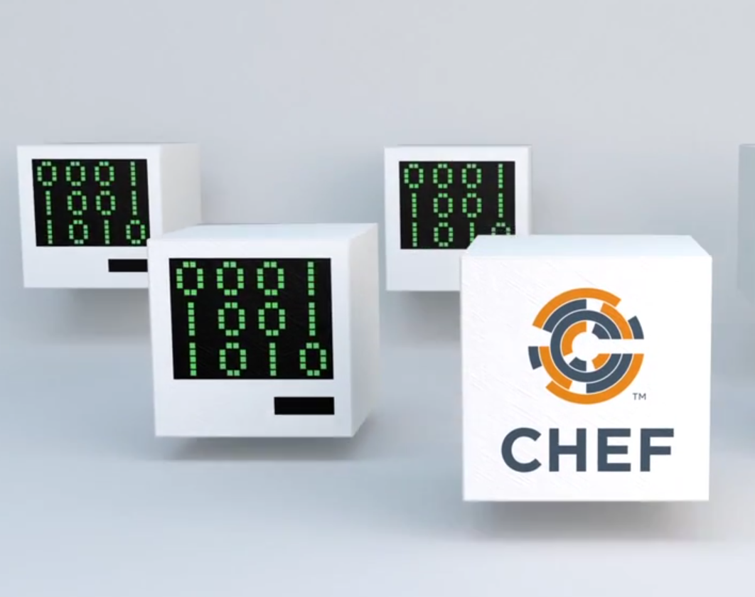Chef And Hp Cook Up Partnership For Infrastructure As Code Even On