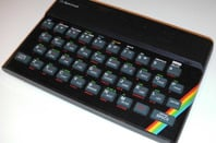 The original Sinclair ZX Spectrum