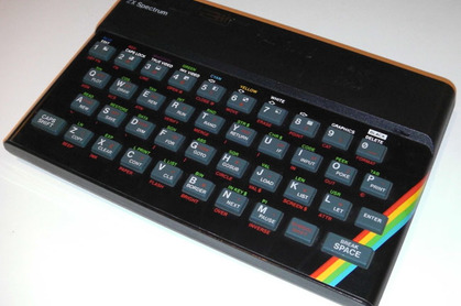 The original Sinclair ZX Spectrum