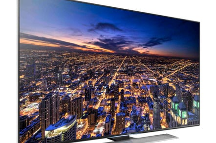 Samsung 48-inch UE48HU7500T 4K TV