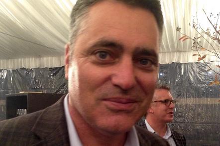 Tom Reilly Cloudera CEO
