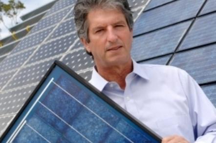 Professor Martin Green, UNSW