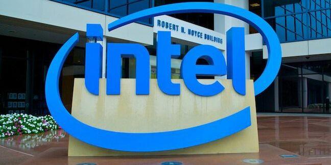 Intel headquarters, Santa Clara