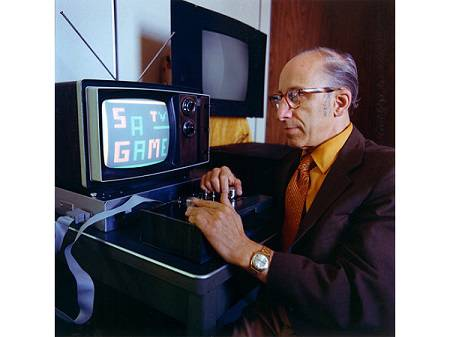 Ralph Baer 1922-2014