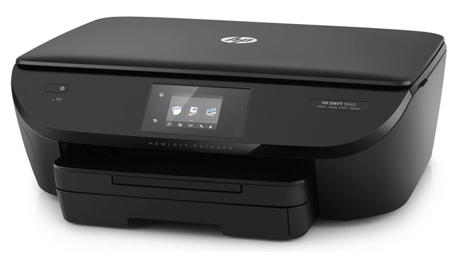 HP ENVY 5640 all-in-one printer