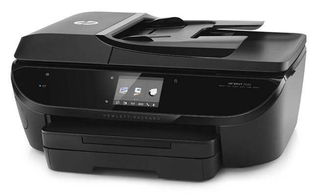 HP ENVY 7640 all-in-one printer