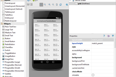 A First Look At Google S Android Studio 1 0 Climbing Out Of The Eclipse Kitchen Sink The Register