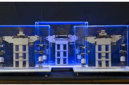 NIST's LEGO watt balance