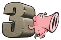 Snort 3 logo