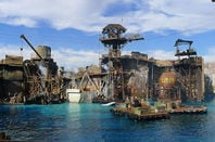 Water World at Universal Studios Los Angeles Credit: Universal Studios