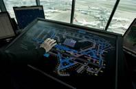 Air traffic control at NATS