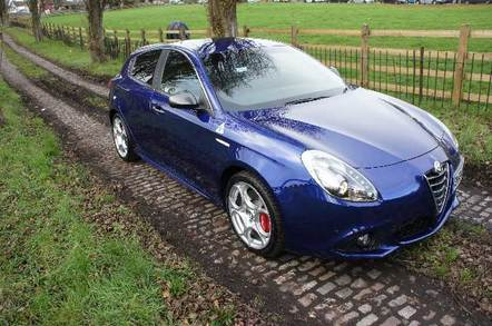 Alfa Romeo Giulietta >> Alfa Romeo Giulietta Quadrifoglio Verde Fun But Not For All The