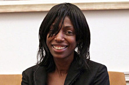 Sharon White, new head of Ofcom, former Second Perm Sec at the Treasury