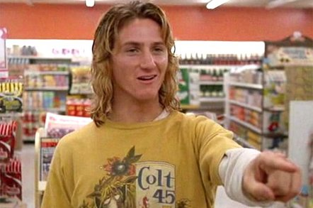 Jeff Spicoli thinks you're awesome