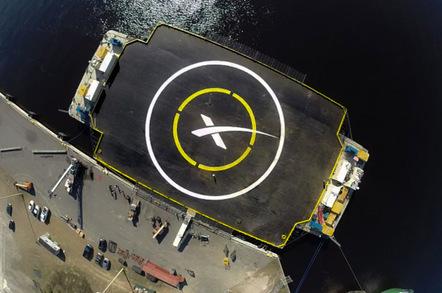 SpaceX' autonomous spaceport drone ship