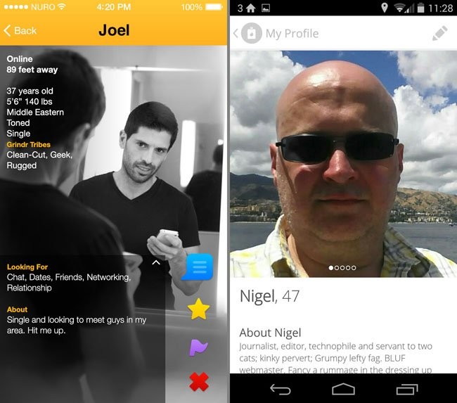 lesbian dating app like grindr Best dating apps by john corpuz grindr (android (android, ios) is a dating and social network app designed with lesbian, bisexual and queer users in mind.