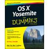 Bob LeVitus, OS X Yosemite For Dummies book cover