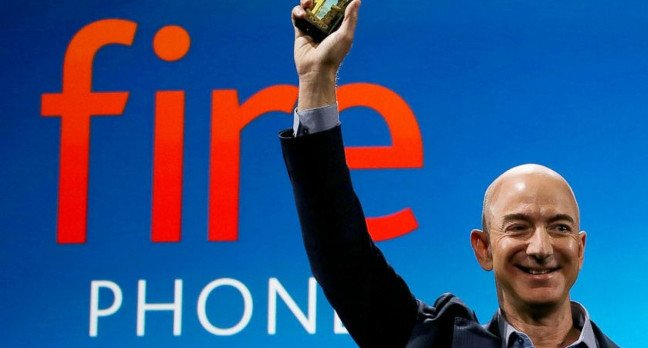 Its not clear which culture Bezos believes Amazon has: competitive or innovative