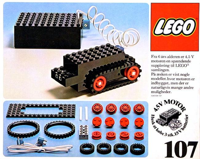 Lego 4.5V